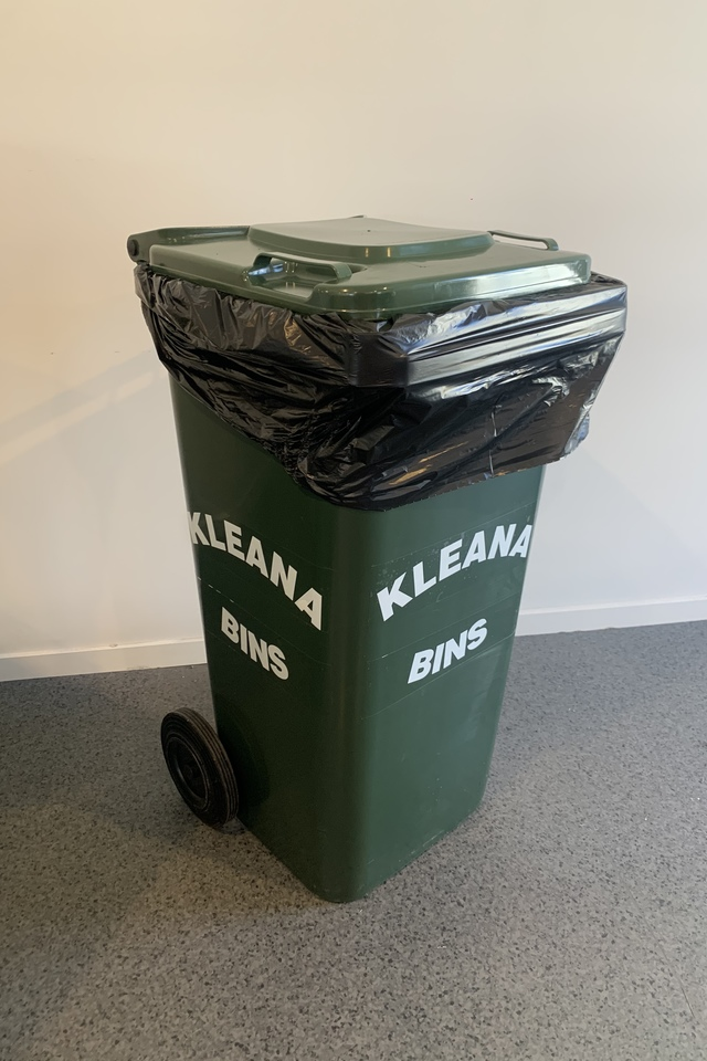 General Rubbish 120Ltr Small (RURAL FULL SERVICE)